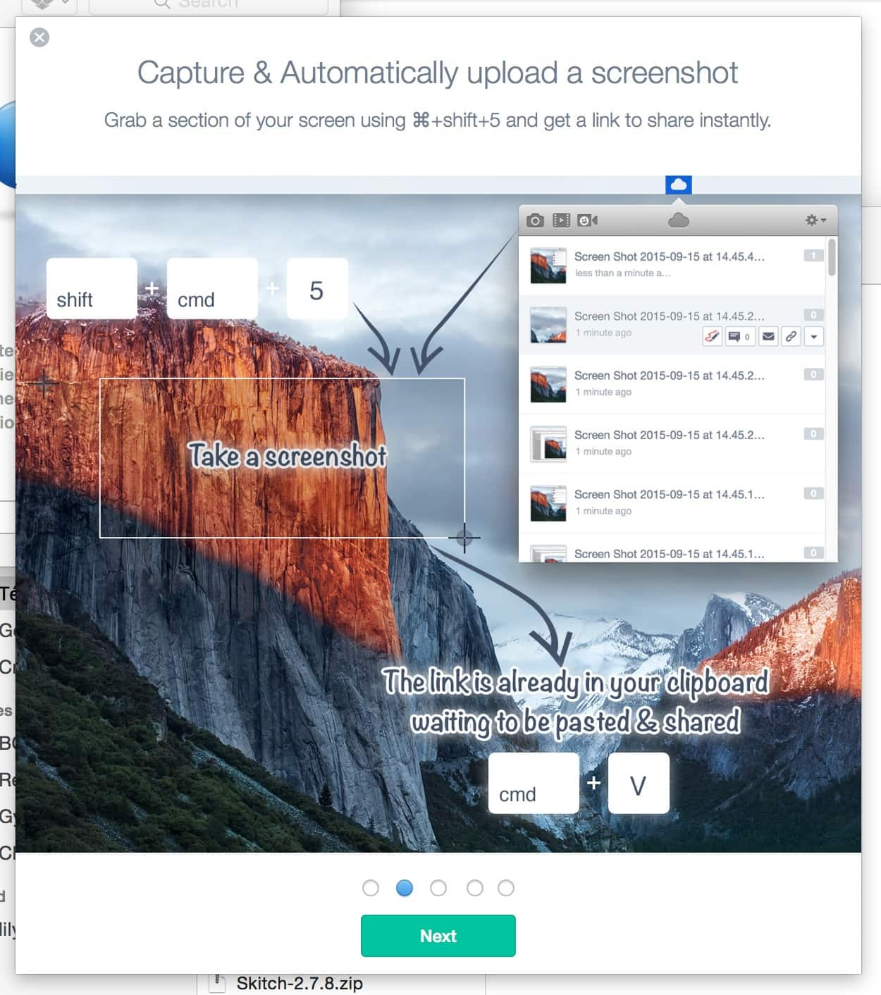 Onboarding Mac OS X from UIGarage