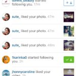 @instagram #activity #uigarage