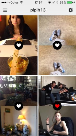 #feed @frontbackapp from UIGarage