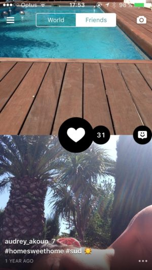 #content @frontbackapp from UIGarage