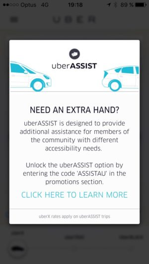 popup #ui #inspiration @uber @ios from UIGarage