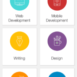 Create Post @freelancer #ui #inspiration #interface #ios #de...