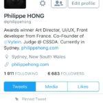 Profile screen @twitter #ui #inspiration #interface #ios #de...