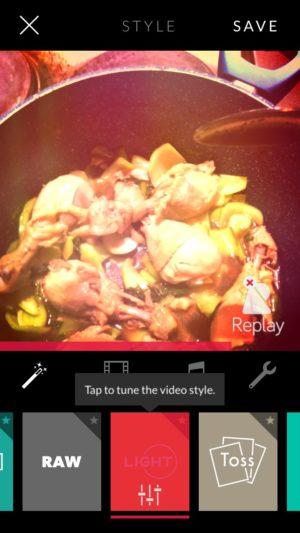 Filter screen @replay_app #ui #inspiration #interface #ios #design #iphone 4