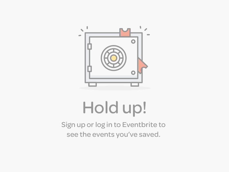 Warning message @eventbrite #ui #inspiration #interface #web #design from UIGarage
