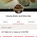 Date picker @opentable #ui #inspiration #interface #ios #des...