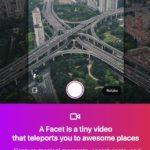 Tutorial screens @facet.nation #ui #inspiration #interface #...