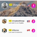 Leaderboard screen #ui #inspiration #interface #ios #design ...