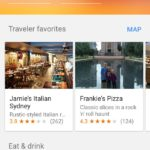 Explore/Browse page by @googlemaps #ui #inspiration #interfa...