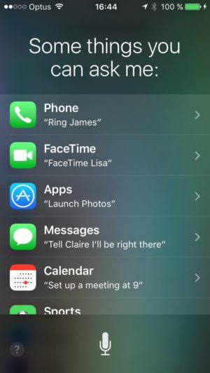 Suggestion for siri @apple #ui #inspiration #interface #ios #design #iphone from UIGarage