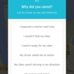 Cancelling question @uber #ui #inspiration #interface #ios #...