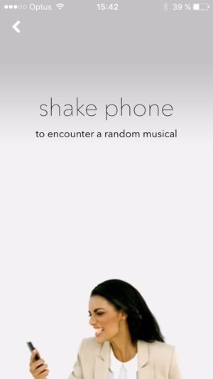 Tutorial screen @musically #ui #inspiration #interface #ios #design #iphone from UIGarage