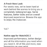 What's new page #ui #inspiration #interface #ios #design #ip...