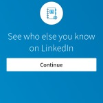 Ask contact by @linkedin #ui #inspiration #interface #ios #d...