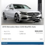 Search results on @carsalescomau #search #ios #iphone #resul...