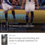 Moments Tweets page @twitter Moments #ui #inspiration #inter...