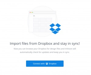 Permission for connect on your Dropbox web #ui #inspiration #interface #web #design from UIGarage