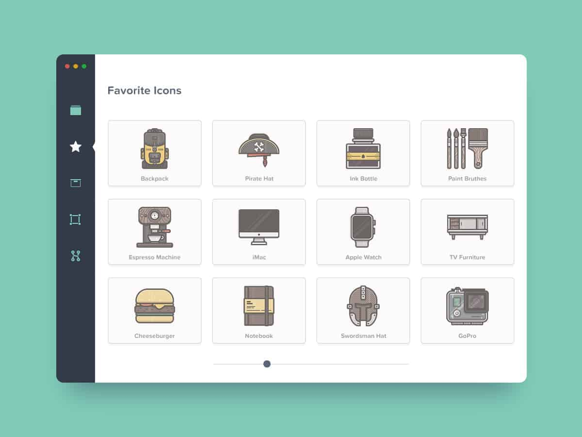 Beautiful Mac App Categories By Sergiu Radu Ui Inspiration Interface