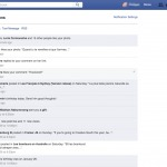 acebook activity feed / notification #ui #inspiration #inter...