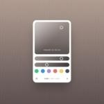 Conor Picker by @sergiu-radu #ui #inspiration #interface #we...
