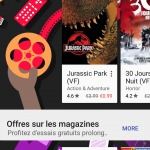 Awesome display of apps and books on @google play #ui #inspi...