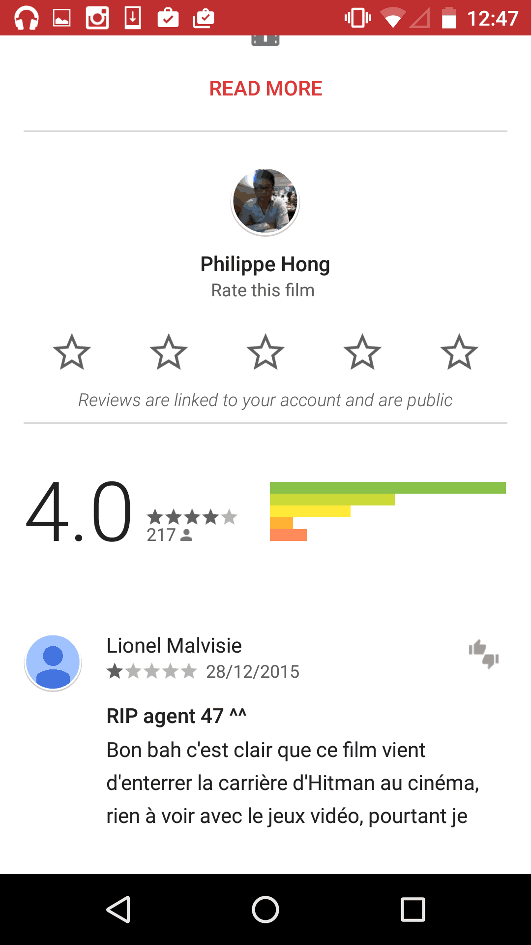 Reviews on the @google Play #ui #inspiration #interface #materialdesign #design #android from UIGarage