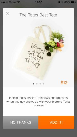 Add additional item on @bloomthat #ui #inspiration #interface #ios #design #iphone 6