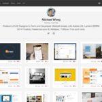 @Dribbble Profile Page #web #profile