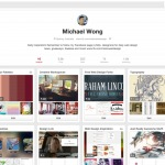 @Pinterest profile page. A focus on personal boards. #web #p...