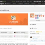 @ThemeForest profile pages. #web #profile