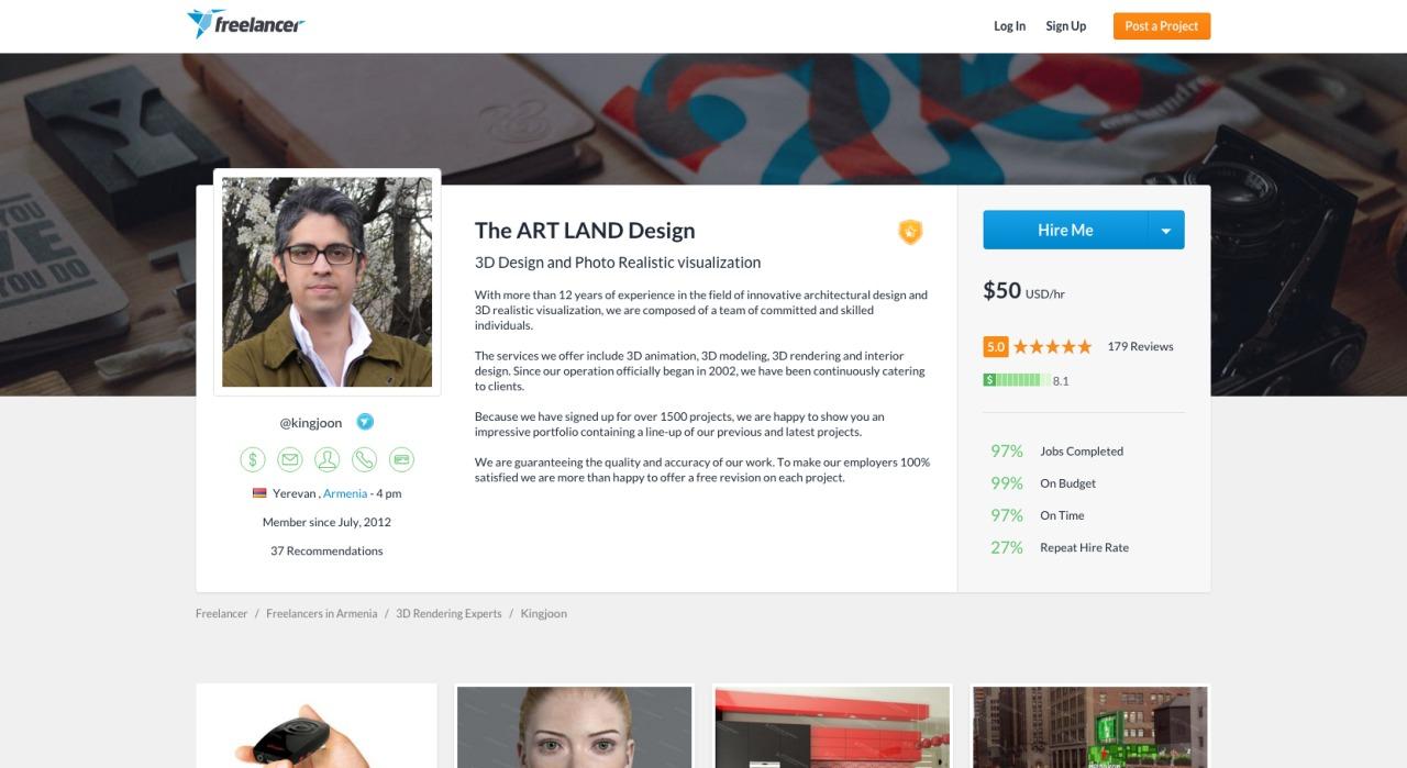 Database Website Design Cost