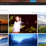 Simple gallery filters by @500px #web #filters