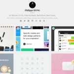 Selection on Dribbble web #ui #inspiration #interface #web #...