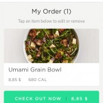 Checkout on Sweetgreen #ui #inspiration #interface #ios #des...