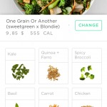 Additional product on Sweetgreen #ui #inspiration #interface...