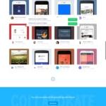 Explore page on marvel web #ui #inspiration #interface #web ...