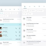 Activity report app #ui #inspiration #interface #ios #design...