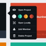 Color picker for theme web #ui #inspiration #interface #web ...