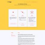 Pricing page on Lingo web #ui #inspiration #interface #web #...