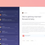 Message on email inspiration on mac #ui #inspiration #interf...