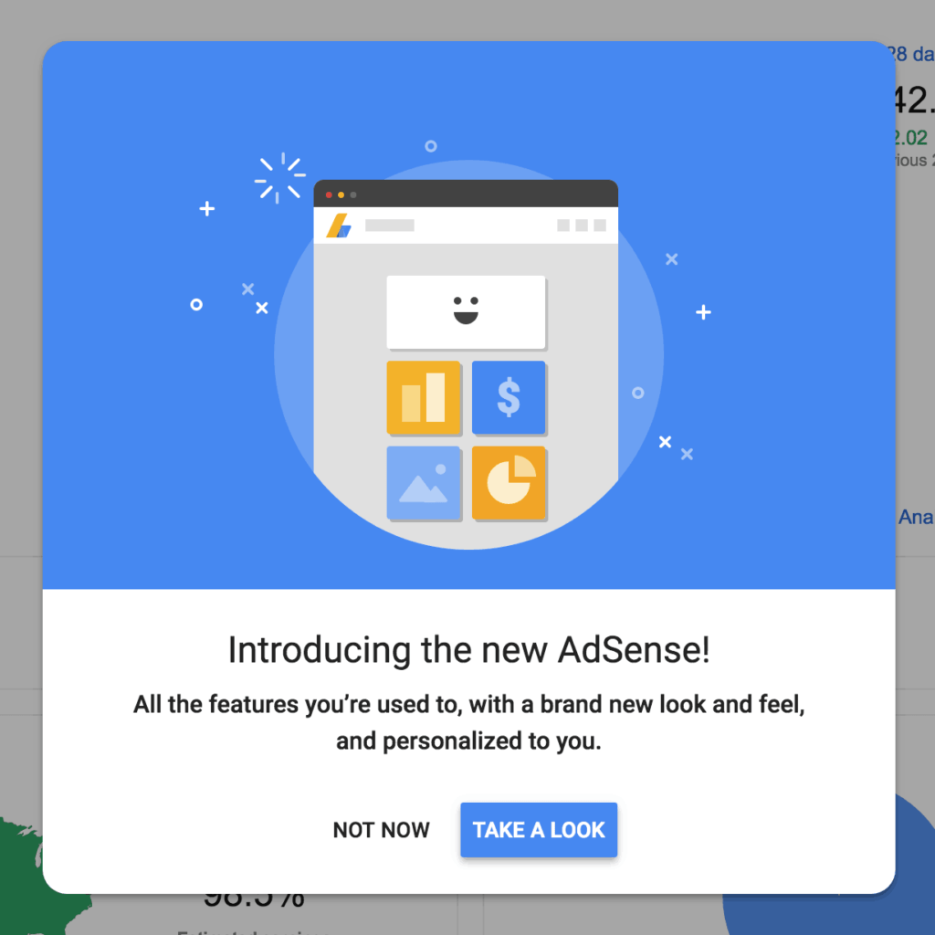 What's new on @adsense Web What's new  - UI Garage - The database of UI