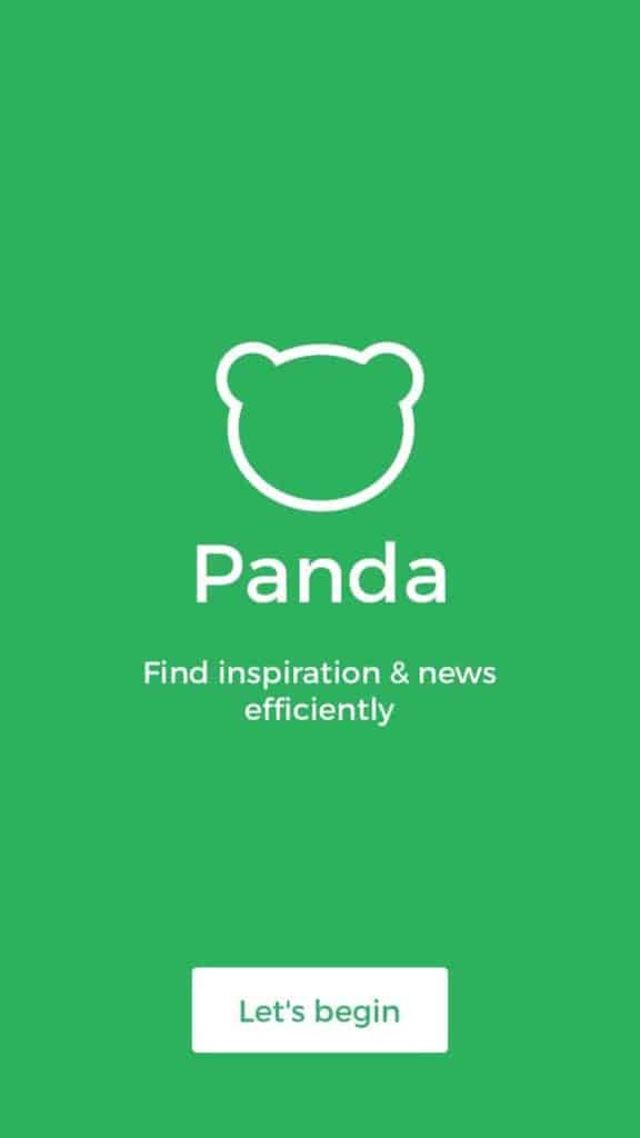 [Gallery] Panda Onboarding on iOS All iOS Onboarding  - UI Garage - The database of UI