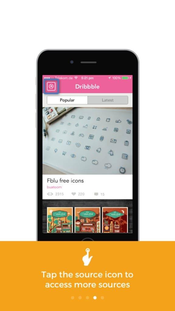 [Gallery] Panda Onboarding on iOS All iOS Onboarding  - UI Garage - The database of UI