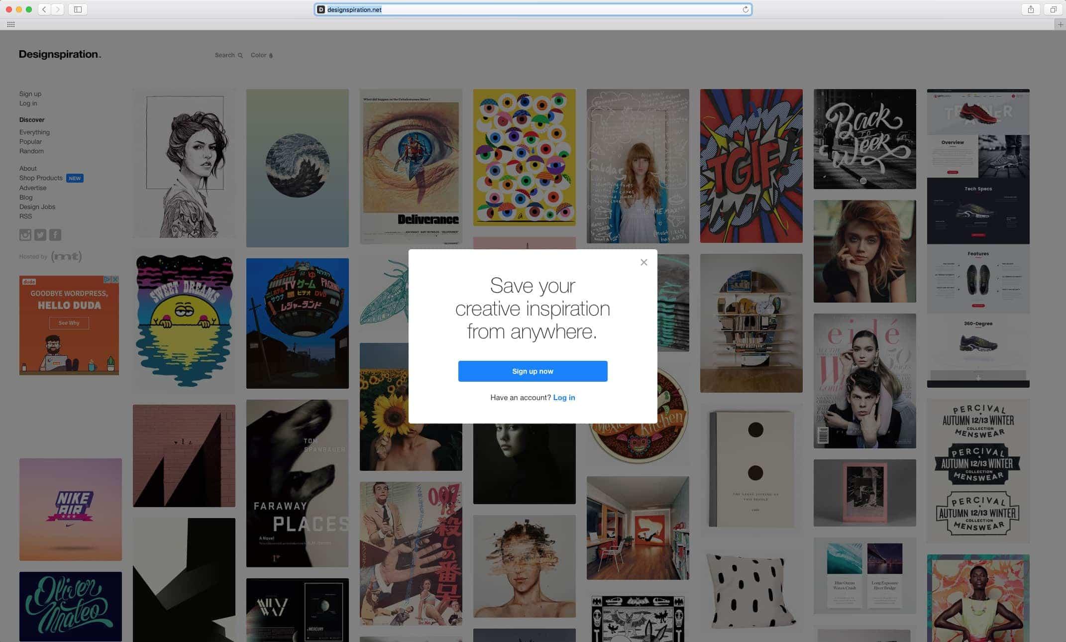designspiration alert daily ui design inspiration patterns ui