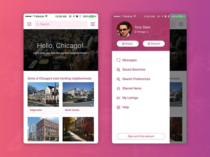 Image Gallery Inspiration - Daily UI Design Inspiration & Patterns ...