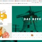 Das Bevo Web Design