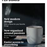 Flipboard Launch Screen