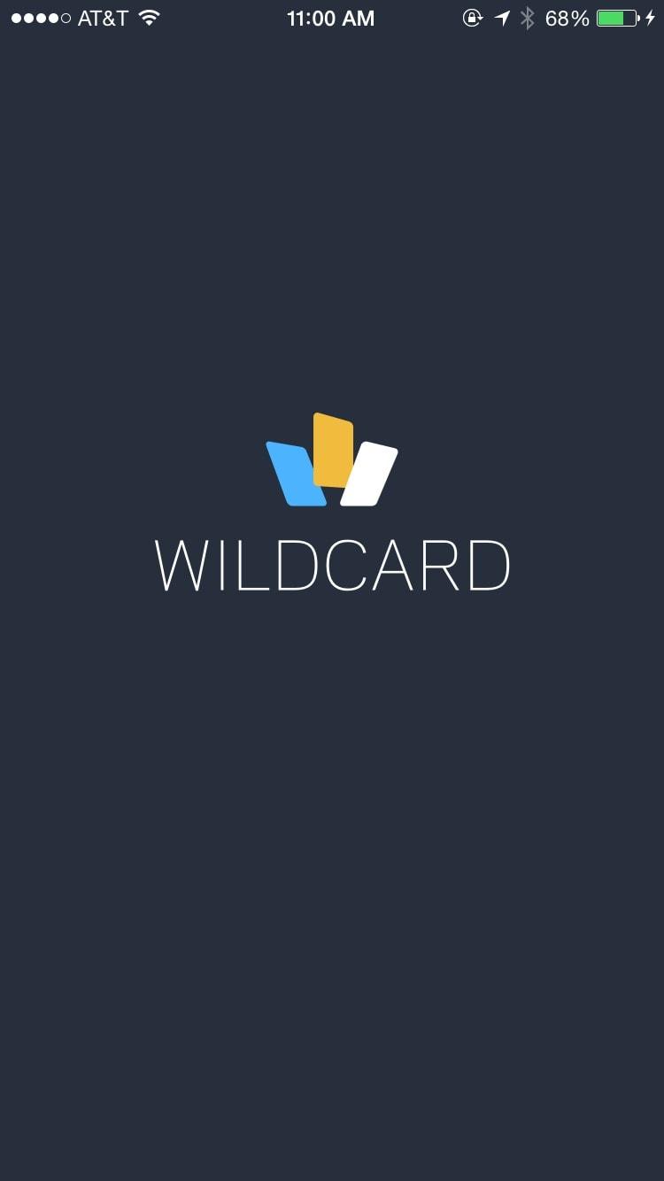 Wildcard Onboarding
