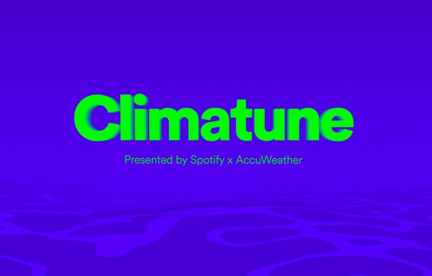 Climatune by Spotify from UIGarage