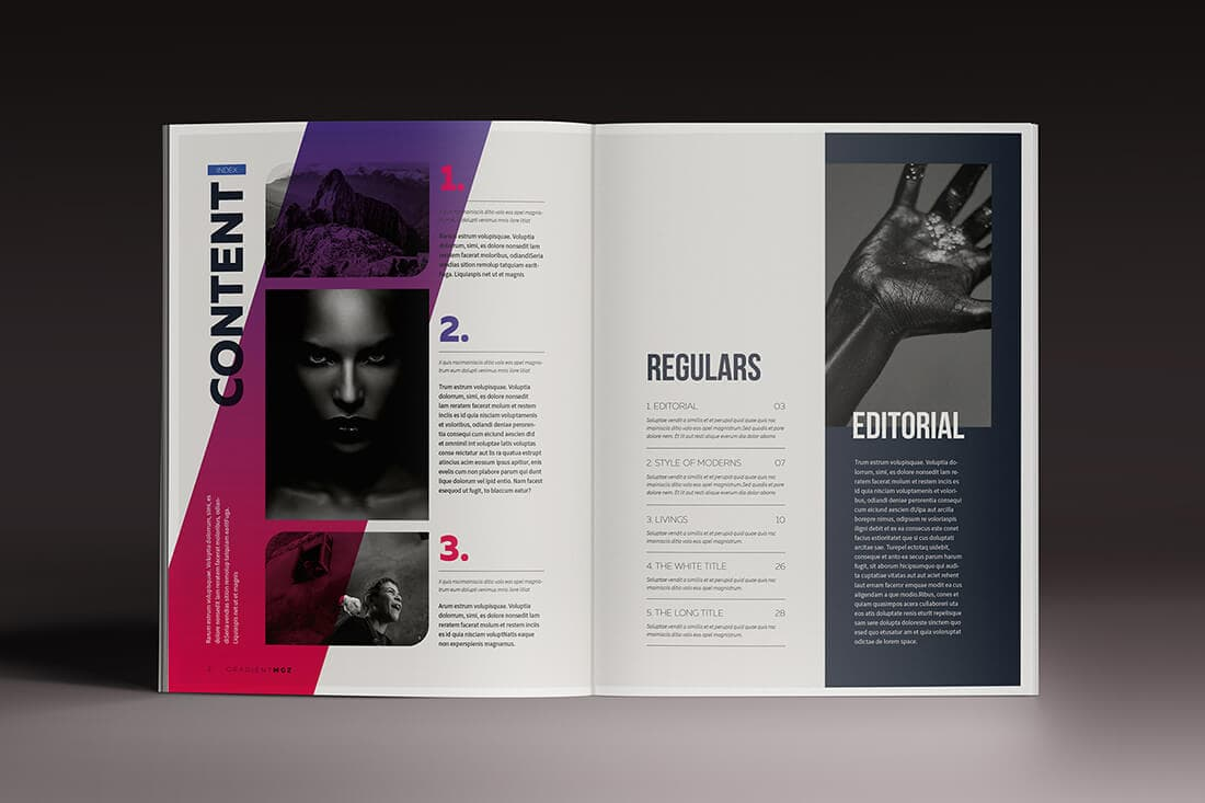 Free PSD InDesign AI Brochure Templates Brochure Template ...